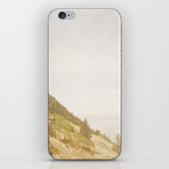 The Mountain Climb iPhone & iPod Skin