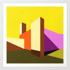 Casa Luis Barragán - Mo… Art Print