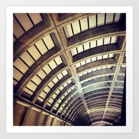Petworth Metro (Washingt… Art Print