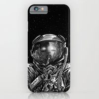 iPhone Cases featuring The Secrets of Space by Nick Volkert