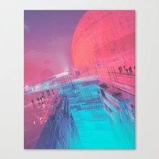 DVIDE (everyday 11.25.15) Canvas Print