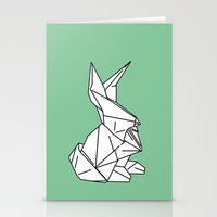 Bunny Or 兔子 (Tùzǐ)… Stationery Cards