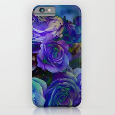 Midnight Rose iPhone 6 Slim Case