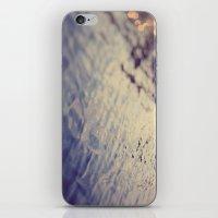 Into Night iPhone & iPod Skin