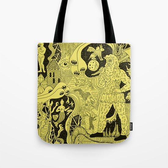 Wizard Dreams Tote Bag