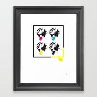 Save Dudley Framed Art Print