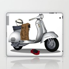 Vespa GS & Casual Stuffs Laptop & iPad Skin