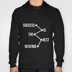 Success is the Best Revenge Light Hoody
