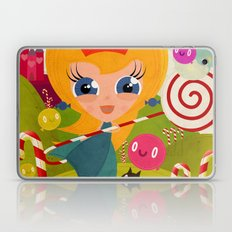 Caramel Princess Laptop & iPad Skin