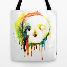 Happy/Grim Tote Bag