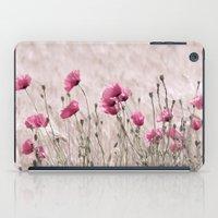 Poppy Pastell Pink iPad Case