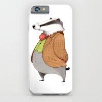 Mr. Badger iPhone 6 Slim Case