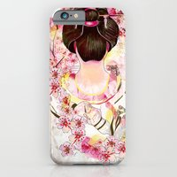 japanese iPhone & iPod Cases featuring Japanese by Felicia Atanasiu