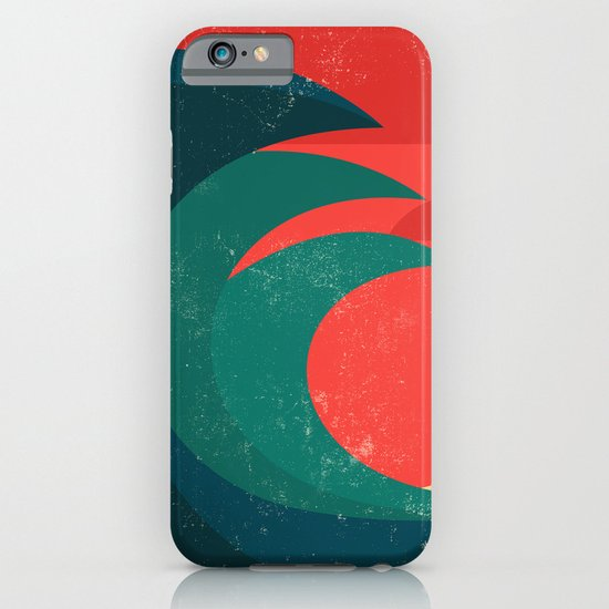 The wild ocean iPhone & iPod Case