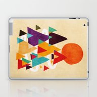 Let's Visit The Mountain… Laptop & iPad Skin
