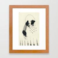 The Seduction Of Memory … Framed Art Print