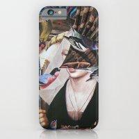 Madchen_Portrait With (D… iPhone 6 Slim Case