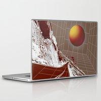 drive Laptop & iPad Skins featuring Drive by DM Davis