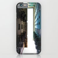 iPhone & iPod Case featuring Alley Up by Taylor Scalise