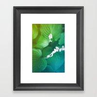 In The Sun No. 1 Framed Art Print