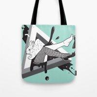Lady Bunny Tote Bag
