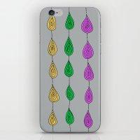 Candy Raindrops iPhone & iPod Skin