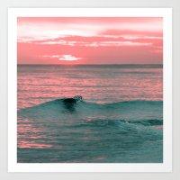 Ocean II Art Print