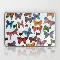 Lepidoptera Laptop & iPad Skin