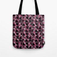 Scribble (pink) Tote Bag