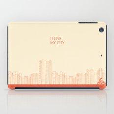I love my City iPad Case