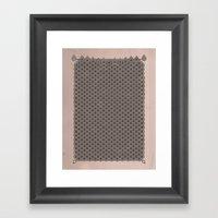 眞銀용갑옷 - Mithri… Framed Art Print