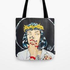 Mother Mia (Mia Wallace) Tote Bag