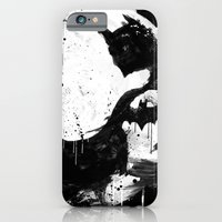 Dark Moon iPhone 6 Slim Case