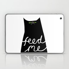 feed me Laptop & iPad Skin