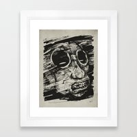Speed Of Life II. Framed Art Print
