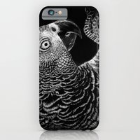 Hidden in the Canopy (Parrot) iPhone 6 Slim Case