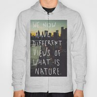 Different Views Hoody