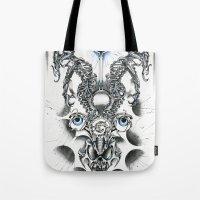 Alpha And Omega Kingdom … Tote Bag