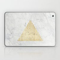 Trian Gold Laptop & iPad Skin