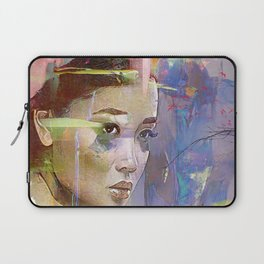 Laptop Sleeve - Izanami goddess Japanese - Ganech joe