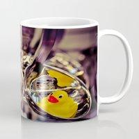 SPOON DUCK Mug