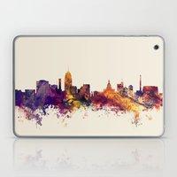 Lansing Michigan Skyline Laptop & iPad Skin