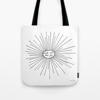 seek out the joy Tote Bag