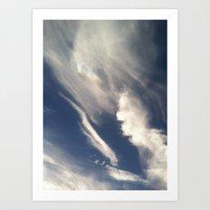 Wing It Art Print