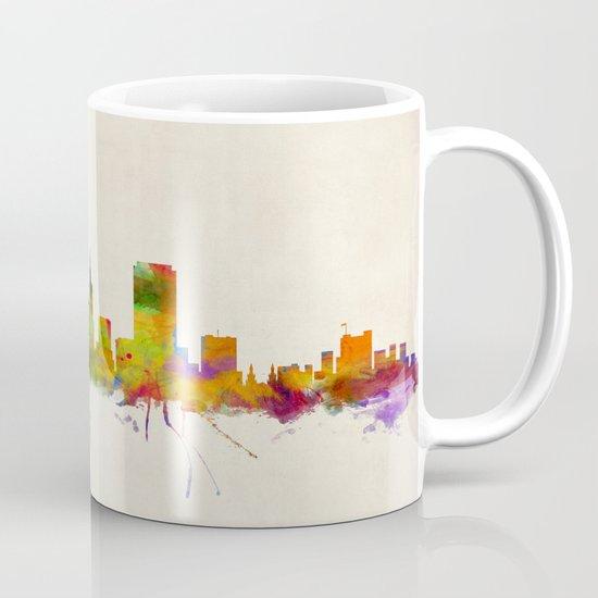 San Francisco City Skyline Mug
