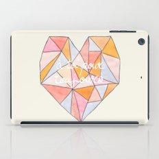 Pour Toujours iPad Case
