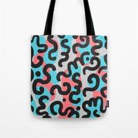 Hot Mess Tote Bag
