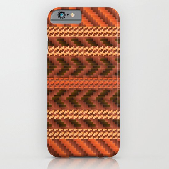 warao pattern iPhone & iPod Case