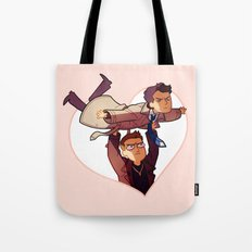 LET ME BE YOUR WINGS Tote Bag