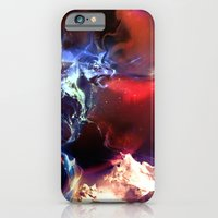 iPhone & iPod Case featuring Celestial Force by Veronique Meignaud MTG